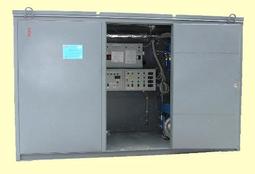 Комплекс для обработки трансформаторного масла ЭТМА ФСМВ-110М У1