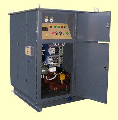 Установка маслоочистительная цеолитовая ЭТМА МЦУ-4 У1